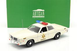 "Dodge Coronet 1975 ""Hazzard County Sheriff beige"""