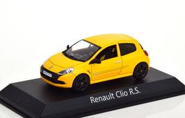 Renault Clio R.S. Phase II 2008-2012 gelb met.