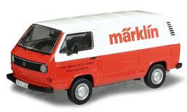 "VW T3a Kastenwagen 1979-1985 ""Märklin rot / weiss"""