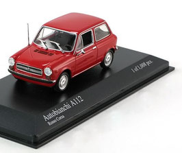 Autobianchi A112 Phase II 1973-1975 rot
