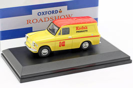 "Ford Anglia Van Thames E307 1961-1968 ""Kodak gelb / rot"""
