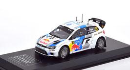 VW Polo R WRC #8 Rally Finland 2013 S. Ogier / J. Ingrassia