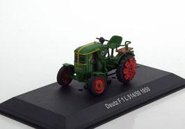 Deutz F1 L514 Traktor 1950 dunkelgrün / rot