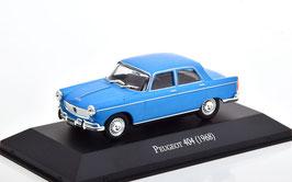 Peugeot 404 Berline 1962-1980 hellblau met.