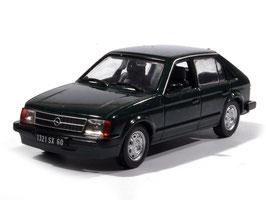 Opel Kadett D 1979-1984 dunkelgrün met.
