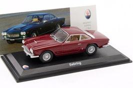 Maserati 3500 GTI S / Sebring Phase I 1962-1965 dunkelrot