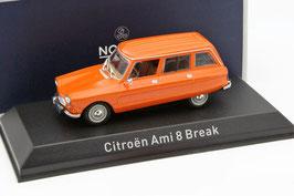 Citroën AMI 8 Break 1969-1978 orange