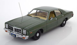 "Dodge Monaco IV 1977-1978 ""TV-Serie Hunter 1984-1991"" dunkelgrün met."