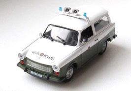 Trabant 601 Universal 1965-1990 Volks Polizei DDR dunkelgrün / weiss