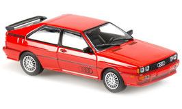 Audi Quattro Phase I 1980-1982 rot
