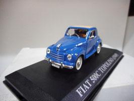 Fiat 500 C Topolino 1949-1955 blau / beige