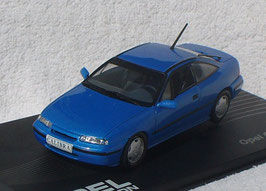 Opel Calibra Phase I 1989-1994 blau met.