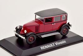 Renault Vivasix PG2 1928 dunkelrot / schwarz