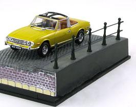 Triumph Stag Convertible 1970-1977 gelb James Bond 007 Edition