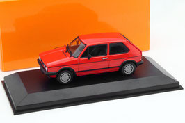 VW Golf I GTI Phase III 1980-1983 rot