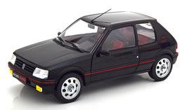 Peugeot 205 GTI 1.9 Phase II 1990-1995 schwarz