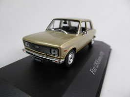 Fiat 128 Berlina Phase III 1976-1985 gold met. Argentinia