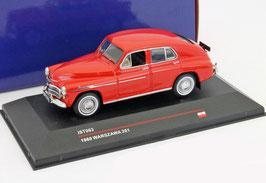 Warszawa / FSO 201 1960-1961 rot