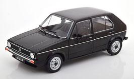 VW Golf I Phase I 1974-1978 schwarz