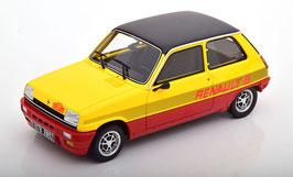 Renault 5 TS Monte Carlo 1978 gelb / rot  / schwarz