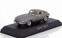 Jaguar E-Type Coupé Serie I 1961-1966 grau met.