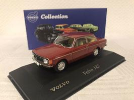Volvo 142 Phase III 1973-1974 dunkelrot