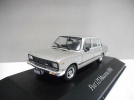 Fiat 125 Mirafiori 1980-1982 silber met.