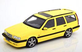 Volvo 850 T5-R Estate 1995 Merkur gelb