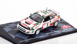 Toyota Celica Turbo 4WD #3 Rallye Monte Carlo 1993 D. Auriol / B. Occelli