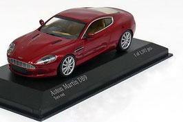Aston Martin DB9 Phase II 2008-2012 Toro Red met.