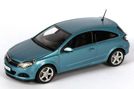 Opel Astra H GTC 2005-2010 hellblau met.
