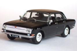 Wolga GAZ M24 Phase I 1966-1974 schwarz