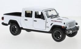 Jeep Gladiator Rubicon seit 2020 weiss / schwarz