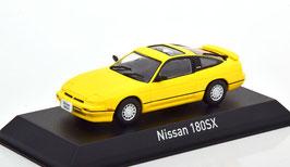 Nissan 180 SX / 200 SX S13 Phase I 1989-1990 RHD gelb