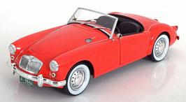 MG A 1600 Roadster MK I 1959-1961 rot