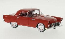 Ford Thunderbird Hardtop 1955 rot
