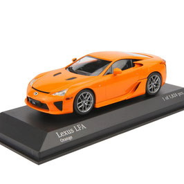 Lexus LFA 2010-2012 orange met.