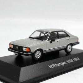 Volkswagen 1500 1980-1988 silber met.