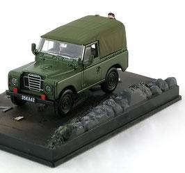 Land Rover Series III 1971-1984 James  Bond 007 Edition
