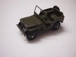 Jeep Willys / Hotchkiss M201 1955-1966 oliv
