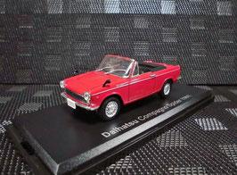 Daihatsu Compagno Spider 1960-1969 RHD rot