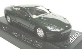 Aston Martin DB9 Phase I 2004-2008 dunkelgrün met.