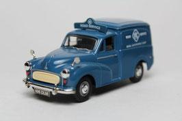 Morris Minor Van 1953-1973 RAC blau