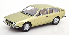 Alfa Romeo Alfetta GT 1974-1980 hellgrün met.