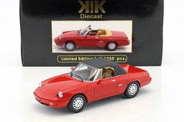 Alfa Romeo Spider IV 1989-1993 rot