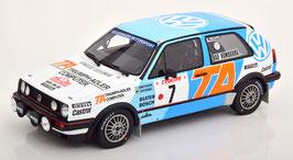 VW Golf II GTI 16V Gr.A #7 WM Rallye Monte Carlo 1987 Kenneth Eriksson
