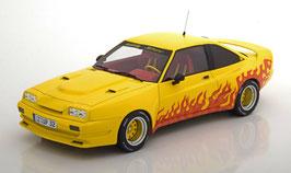 Opel Manta B Mattig 1991 gelb / orange