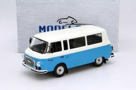 Barkas B 1000 Kleinbus 1957-1991 blau / weiss