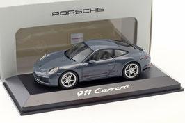 Porsche 911 / 991 Carrera Phase II seit 2016 matt-grau