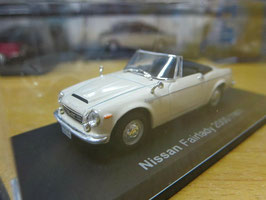 Nissan Fairlady 2000 Roadster SR311 1967 1970 weiss